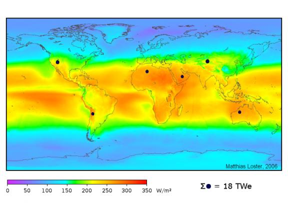 vindenergi i verden